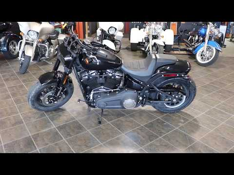 2019 Harley-Davidson Fat Bob® 114 in Carroll, Iowa - Video 1