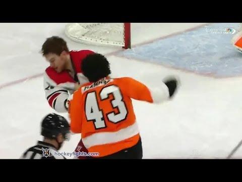 Brandon Manning vs. Brad Malone