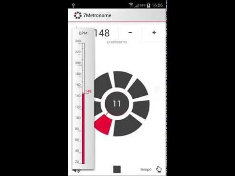 Video of 7Metronome: Pro Metronome