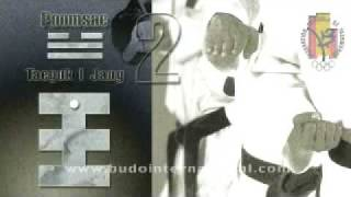 Taekwondo Pattern #9 Black Belt 1st Dan