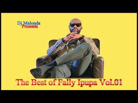 THE BEST of FALLY IPUPA VOL.01 MIXED BY DJ MALONDA