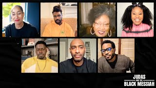 JUDAS AND THE BLACK MESSIAH Q&A Moderated by Tracee Ellis Ross