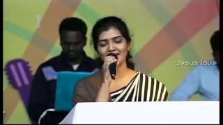 సృష్టికర్త యేసు దేవా Srushtikartha Yesu Deva||Telugu Christian Song By Sharon Philip