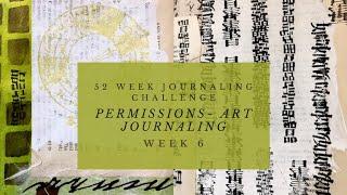 Week 6 ~ 52 Week Challenge ~ Permissions