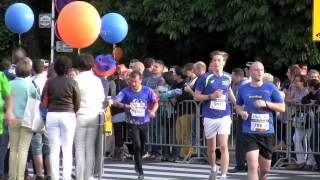 preview picture of video 'Marathon Luxembourg 2014 ING'