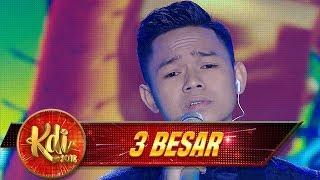 Buat Baper Satu Studio Penampilan Abi Di Zona Dangdut Choir [KERAMAT] - Final 3 Besar KDI (17/9)