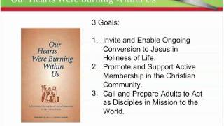 Adults - Part 2: The Catechist of Adults
