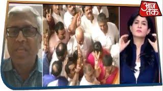 Karnataka में 14 महीने में Kumaraswamy की विदाई, सरकार बनाने का दावा पेश करेगी BJP