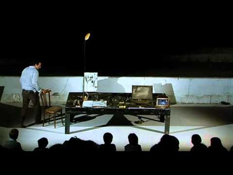 La Grande Foresta - Luigi D'Elia  Thalassia teatro