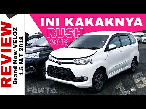 Review Grand New Veloz 1.5 Toyota Yaris Hatchback Trd Avanza Facelift Baru 2015 Autonetmagz Explorasi 1 5 2018 Grade Tertinggi Indonesia
