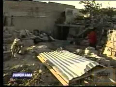 Terremoto Peru 23 junio 2001