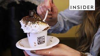 We Tried Londons Viral Hot Chocolate
