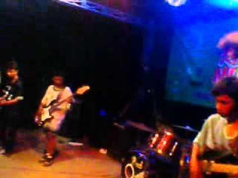 Warras - Terserah Gue (live perfom @ SROG Leos 105 pamulang)
