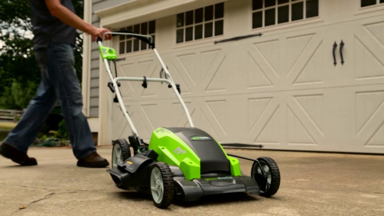 GW 13A 21'' Lawn Mower