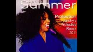 Donna Summer-Protection (Jandry's Protective Video Remix 2011)LD.wmv
