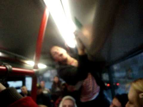Cuijk terugweg bus 2011
