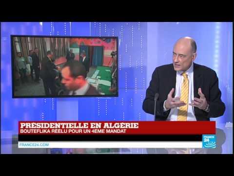 Algérie : Bouteflika réélu, un résultat