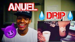 Anuel AA ft. Drake & French Montana | No Stylist Remix REACTION