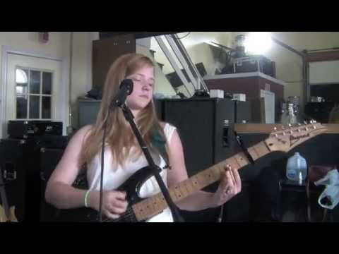 Nothing but The Water by Grace Potter & The Nocturnals (cover by Liz Bills)