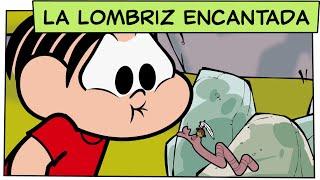 La Lombriz Encantada   Mónica Y Sus Amigos