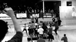 preview picture of video 'Ryan Williams double flair @ ISA Championships 2012'