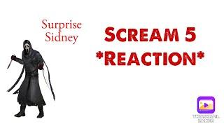Scream Is Back   Scream 5 Trailer *Reaction*
