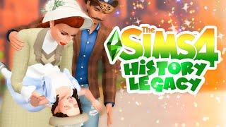 FARM FAMILY // THE SIMS 4 | HISTORY LEGACY PT. 78