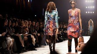 Burberry Womenswear AutumnWinter 2015 Show   The Full Runway Show