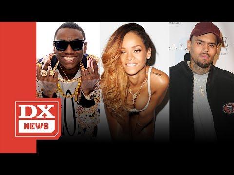 b39b0a5ddd1 Soulja Boy Says He s Going To Beat Chris Brown