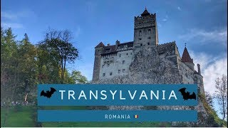 TRANSYLVANIA, NELLA CASA DI DRACULA