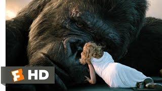 King Kong (10/10) Movie CLIP - The Fall of Kong (2005) HD