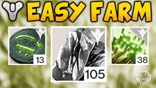 Destiny: HADIUM FLAKES FARMING LOCATION! Best Hadium Flakes Chest Run (Dreadnaught Chest Farm Guide)