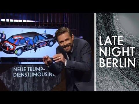 Vom Wetter bis zu Donald Trump - Der Wochenüberblick   Late Night Berlin   ProSieben