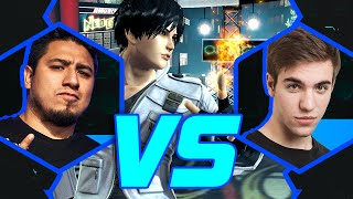 EL FEDELOBO vs FRAN MG | THE KING OF FIGHTERS  | BATALLA #6 | #MTVLOGLATAM