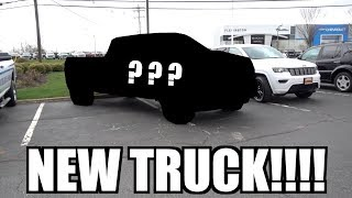 WE FINALLY BOUGHT A BRAND NEW TRUCK!!!!!