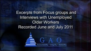 GAO: Examples of Financial and Reemployment Challenges Long-Term Unemployed Older Workers Face