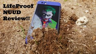 LifeProof NUUD iPhone 6/6s Review!