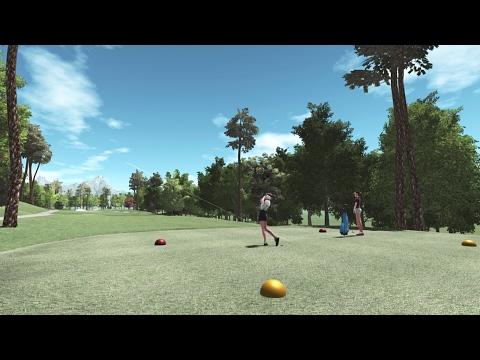 VR Golf Online Trailer thumbnail