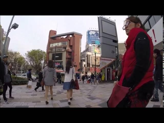 2015-04-12 A walk in Tokyo