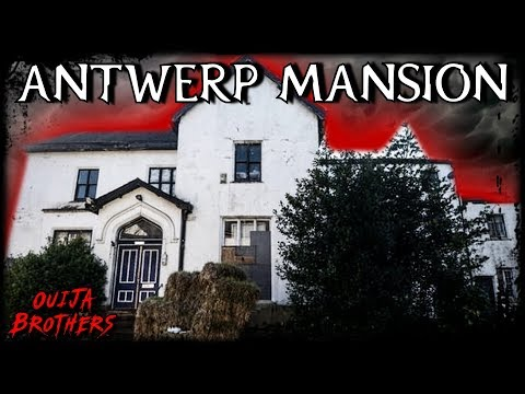 Antwerp Mansion, Manchester: Paranormal Activity Captured?