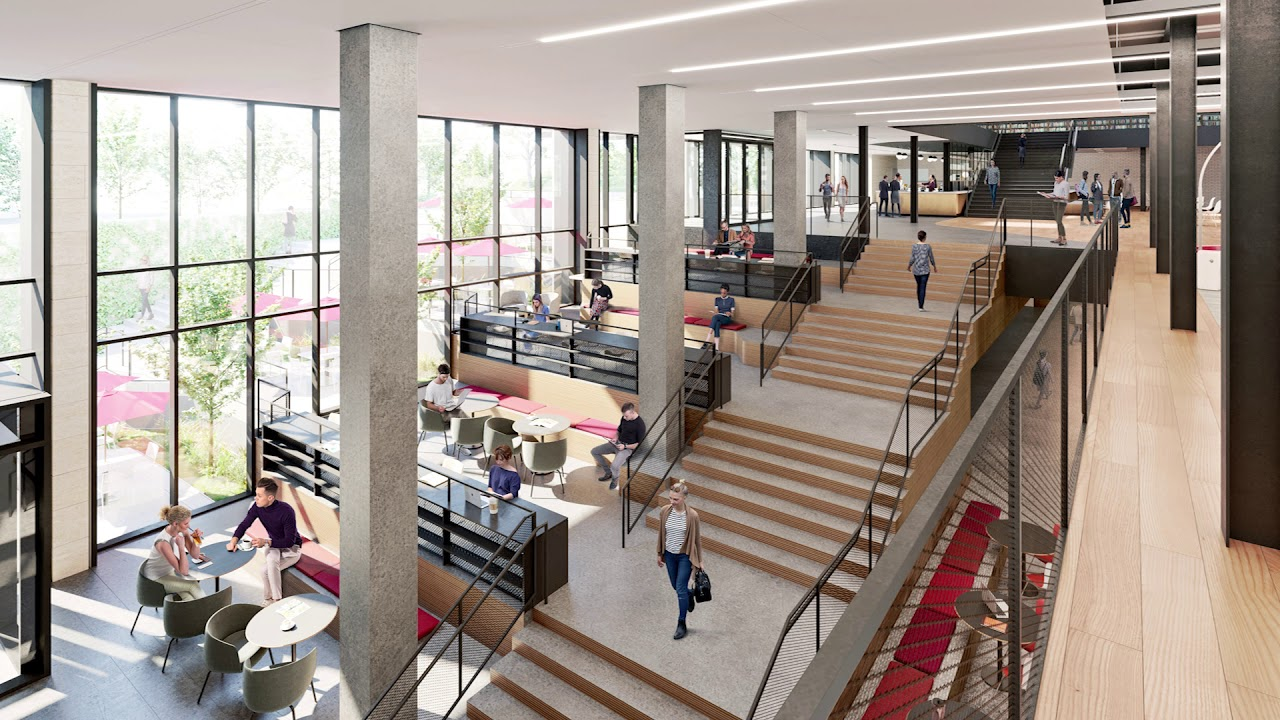 The WKU Commons at Helm Library Video Preview
