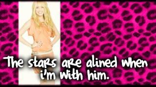 He could be the one - Hannah Montana ; Lyrics