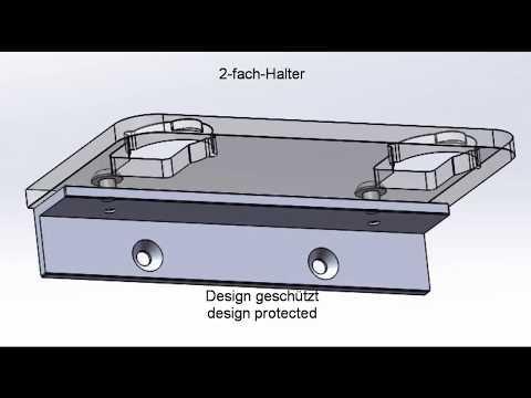 Dyson V7 V8 V10 V11 Varianten Wandhalterung, Akkustaubsauger Staubsauger Zubehör, wall mount adapter