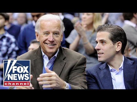 Hunter Biden steps down from Chinese firm amid Ukraine controversy