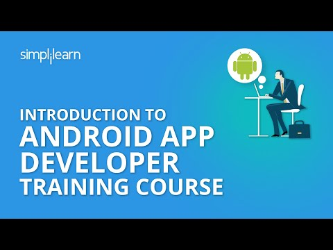 Introduction To Android App Developer Training Course ... - YouTube