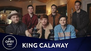 King Calaway | My Opry Debut | Opry