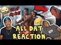GET OFF MY GIRL!!! Moneybagg Yo, Megan Thee Stallion - All Dat (Official Music Video) REACTION