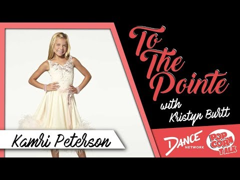 Kamri Peterson - To The Pointe w/ Kristyn Burtt