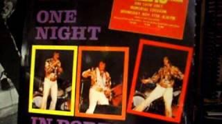 Elvis One Night In Portland - Live 1970   (2/2)