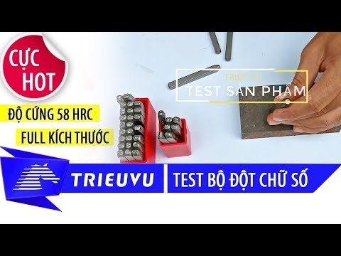 test bo dot chu so yc thai lan tren nhieu chat lieu